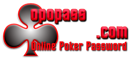 Online Poker Password